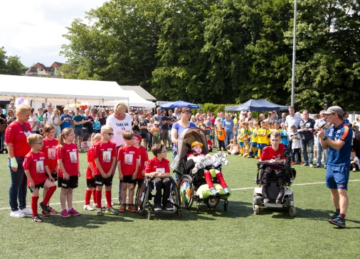 Nick&Co. Cup 2018 Team Helfende Hände Oberberg